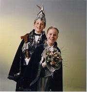 1997 - Peter II & Gwen