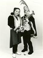 2001 - Rick I & Rachelle