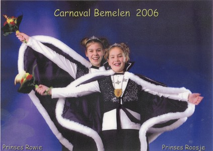 2006 - Roos & Rowie
