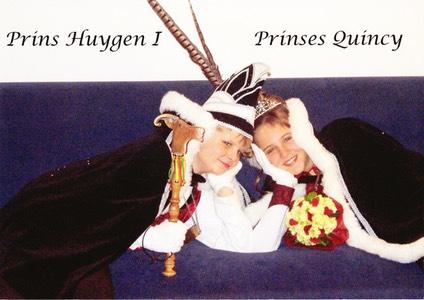 2008 - Huygen I & Quincy
