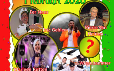 Programma cv de Berggeitte 2020 in Bemelen